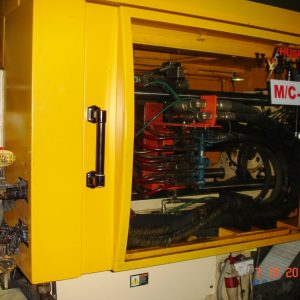Husky H90 PCO1810 Closure Injection system