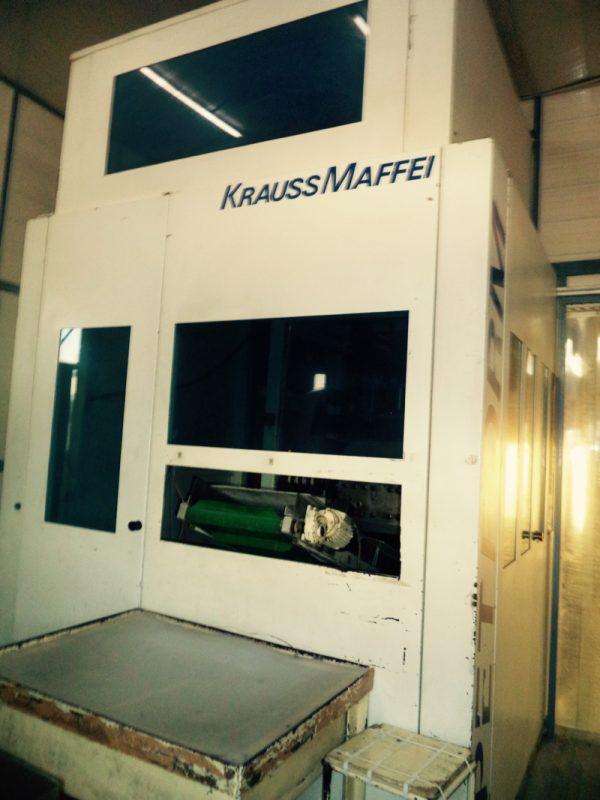 Krauss Maffei KM 175-1900 CV