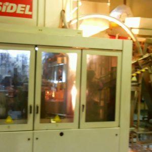 Sidel SBO 8 Series 2 Filling line