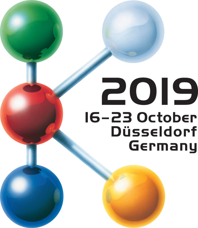 The K-Show, Düsseldorf, 16-23 October 2019